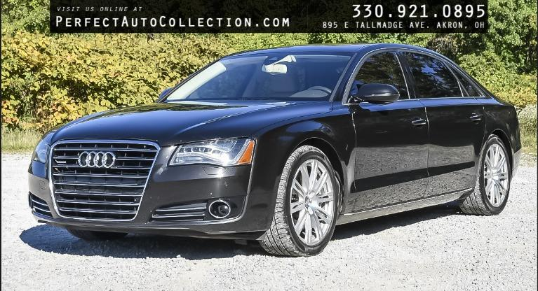 Used 2012 Audi A8 L quattro for sale $19,995 at Perfect Auto Collection in Akron OH
