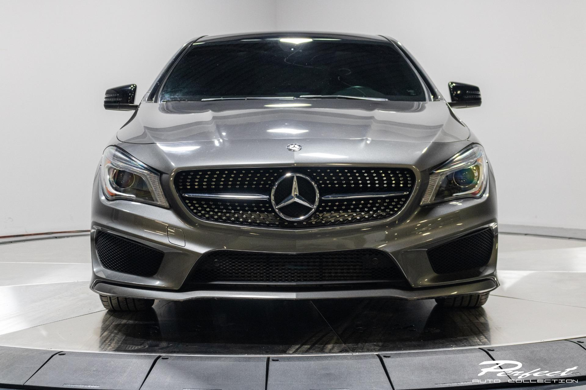 Used 2014 Mercedes Benz CLA CLA 250 4MATIC Edition 1