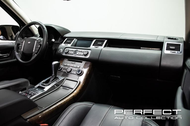 Used 2013 Land Rover Range Rover Sport HSE LUX