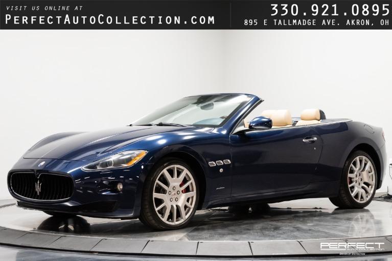 Used 2012 Maserati GranTurismo