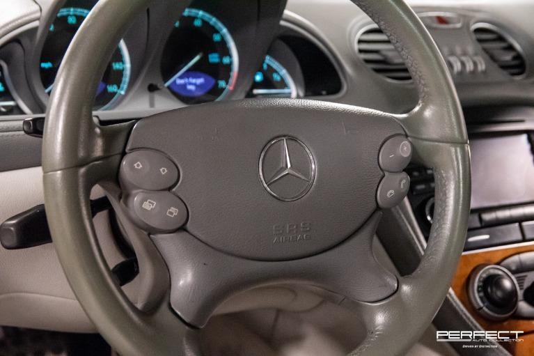 Used 2006 Mercedes Benz SL Class SL 500