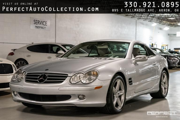 Used 2006 Mercedes-Benz SL-Class SL 500 for sale $21,995 at Perfect Auto Collection in Akron OH