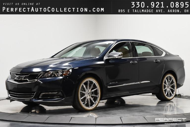 Used 2015 Chevrolet Impala LTZ for sale $26,995 at Perfect Auto Collection in Akron OH