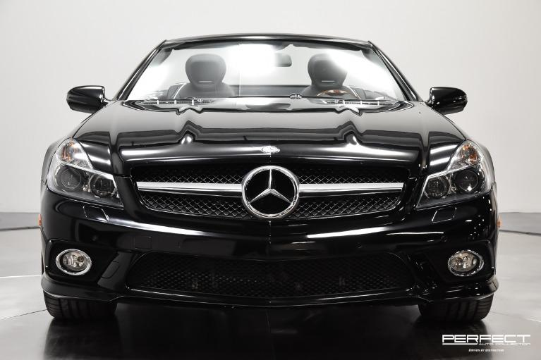 Used 2011 Mercedes Benz SL Class SL 550