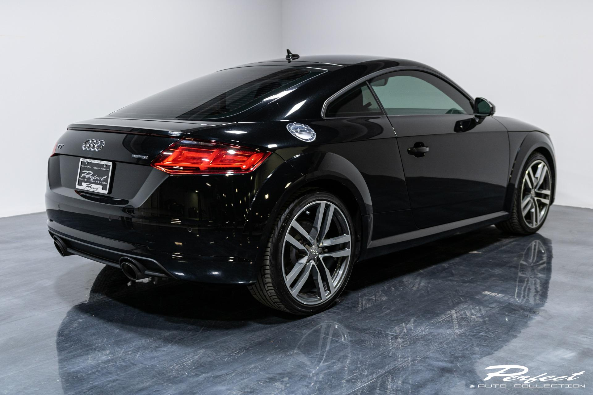 Used 2016 Audi TT 2.0T quattro for sale Sold at Perfect Auto Collection in Akron OH 44310 4