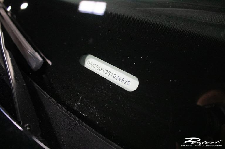 Used 2016 Audi TT 20T quattro