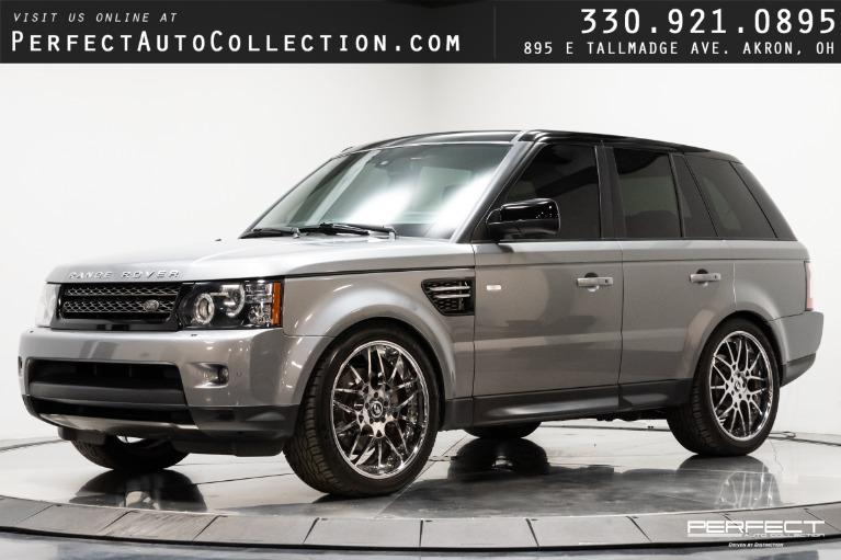 Used 2013 Land Rover Range Rover Sport HSE for sale $32,495 at Perfect Auto Collection in Akron OH