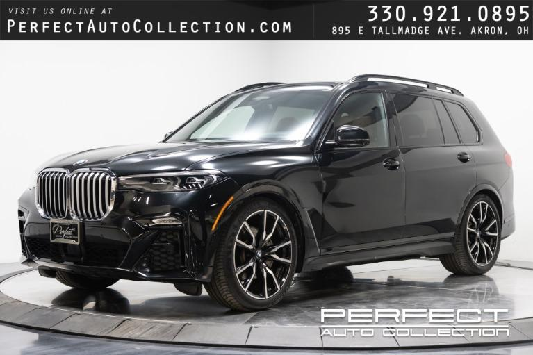 Used 2019 BMW X7 xDrive50i for sale $88,995 at Perfect Auto Collection in Akron OH