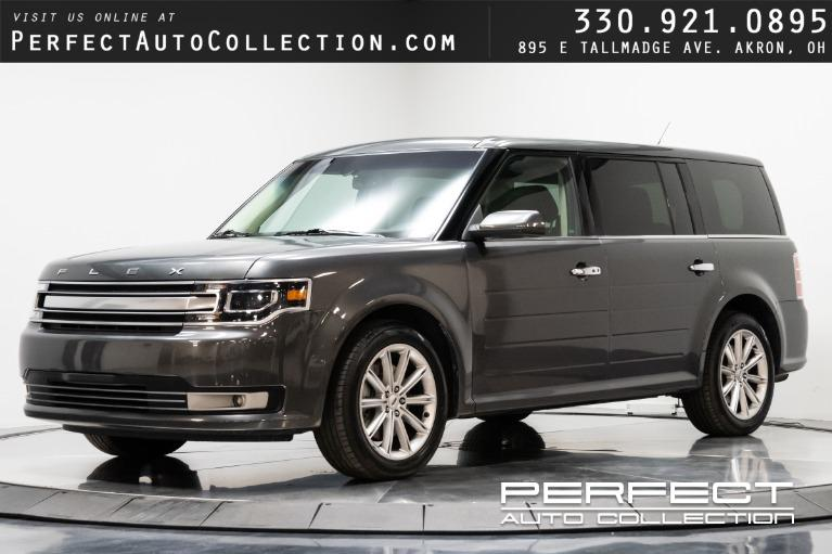 Used 2019 Ford Flex Limited for sale $29,995 at Perfect Auto Collection in Akron OH