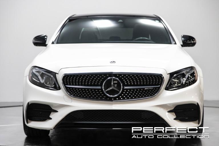 Used 2018 Mercedes Benz E Class AMG E 43