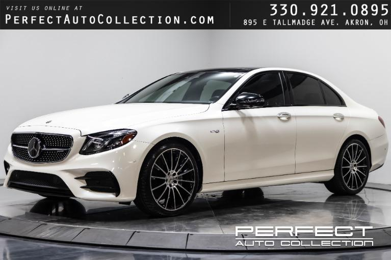 Used 2018 Mercedes-Benz E-Class AMG E 43 for sale $61,995 at Perfect Auto Collection in Akron OH