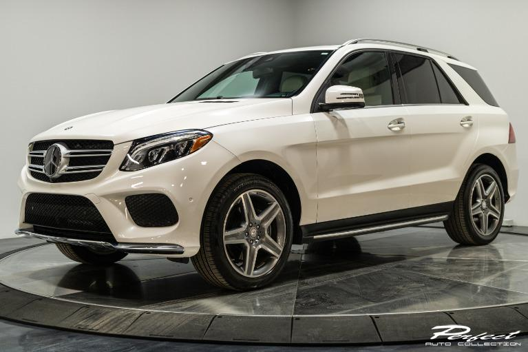 Used 2017 Mercedes Benz GLE GLE 400 4MATIC