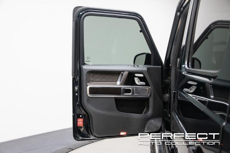Used 2019 Mercedes Benz G Class AMG G 63