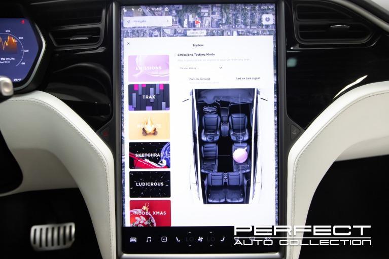 Used 2018 Tesla Model X P100D