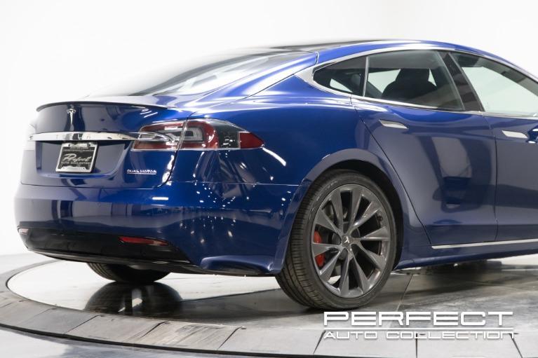 Used 2020 Tesla Model S Performance
