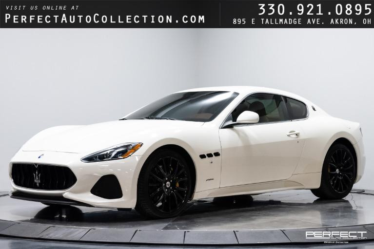 Used 2018 Maserati GranTurismo Sport for sale $82,995 at Perfect Auto Collection in Akron OH