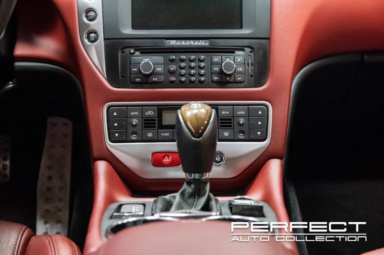 Used 2016 Maserati GranTurismo Sport
