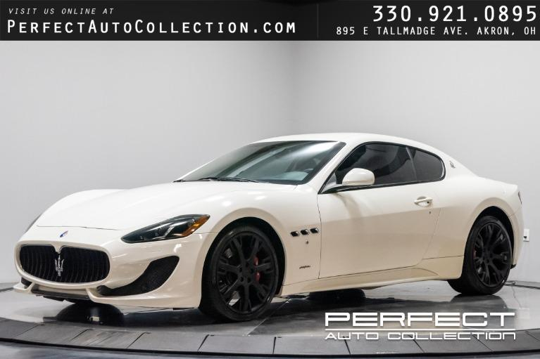 Used 2016 Maserati GranTurismo Sport for sale $62,395 at Perfect Auto Collection in Akron OH