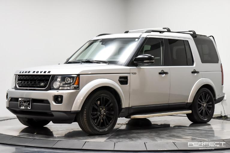 Used 2015 Land Rover LR4 HSE LUX