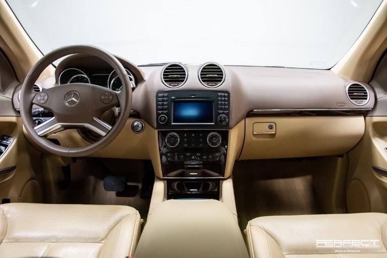 Used 2011 Mercedes Benz GL Class GL 550 4MATIC