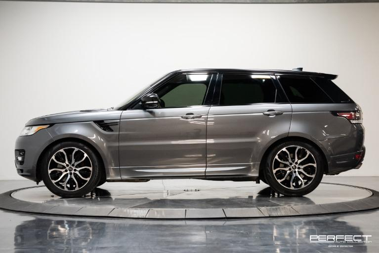 Used 2017 Land Rover Range Rover Sport HSE Dynamic