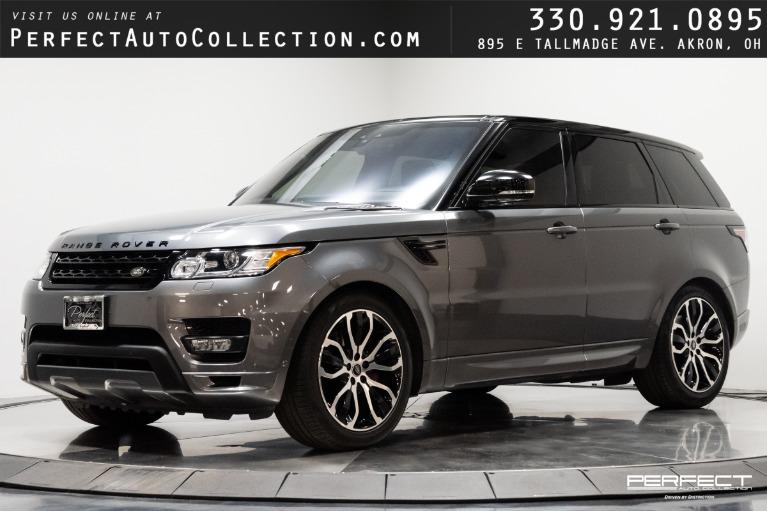 Used 2017 Land Rover Range Rover Sport HSE Dynamic for sale $64,495 at Perfect Auto Collection in Akron OH