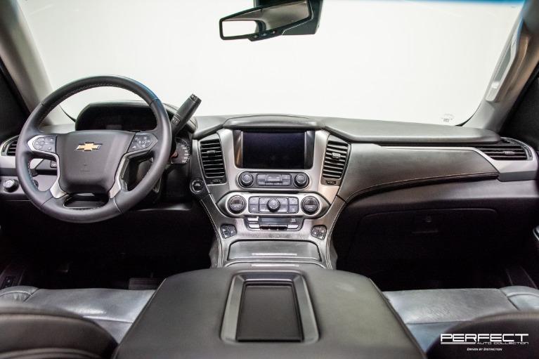 Used 2015 Chevrolet Suburban LTZ 1500 Rear TV
