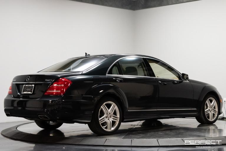 Used 2013 Mercedes Benz S Class S 550 4MATIC
