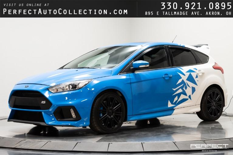 Used 2017 Ford Focus RS for sale $28,993 at Perfect Auto Collection in Akron OH