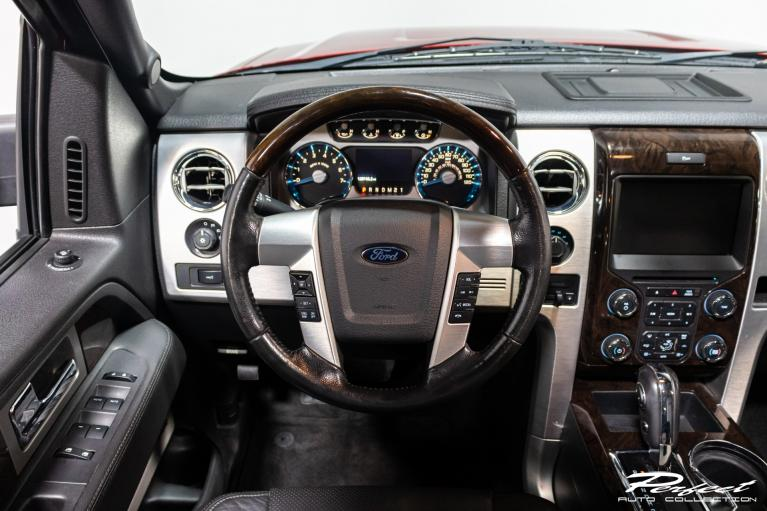 Used 2014 Ford F 150 Platinum