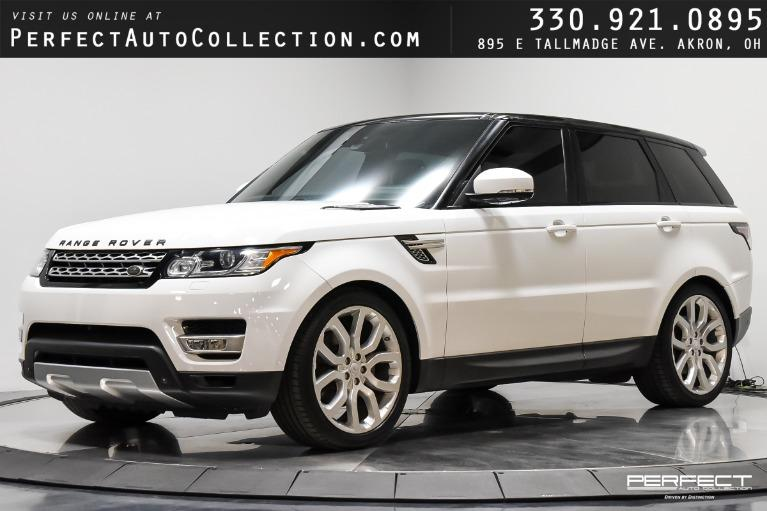 Used 2015 Land Rover Range Rover Sport HSE for sale $41,995 at Perfect Auto Collection in Akron OH