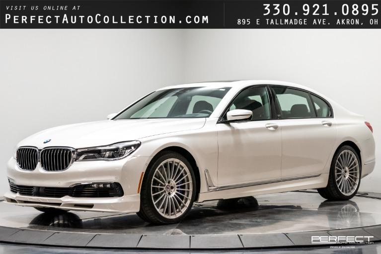 Used 2018 BMW 7 Series ALPINA B7 xDrive for sale $97,995 at Perfect Auto Collection in Akron OH