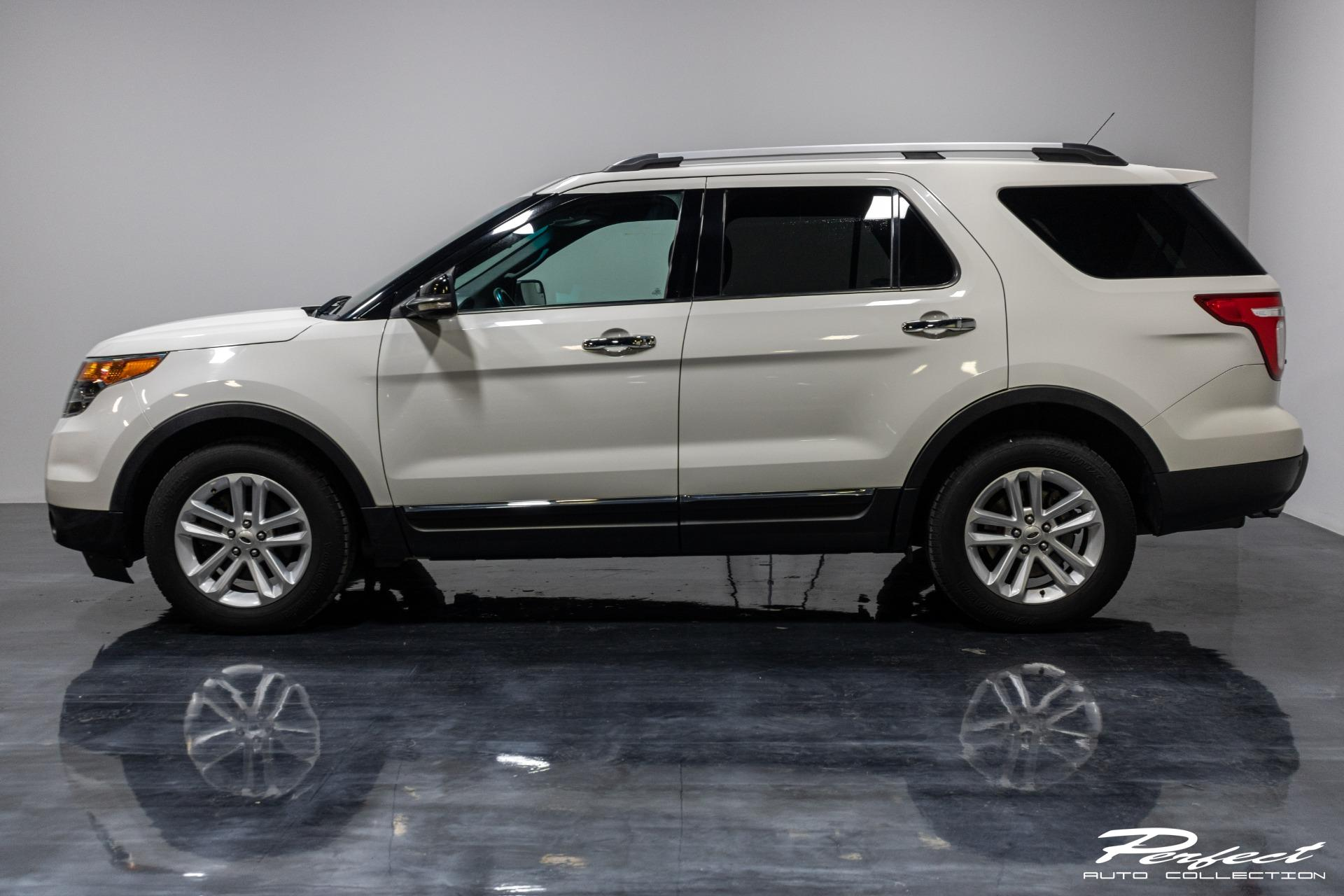 Used 2012 Ford Explorer XLT