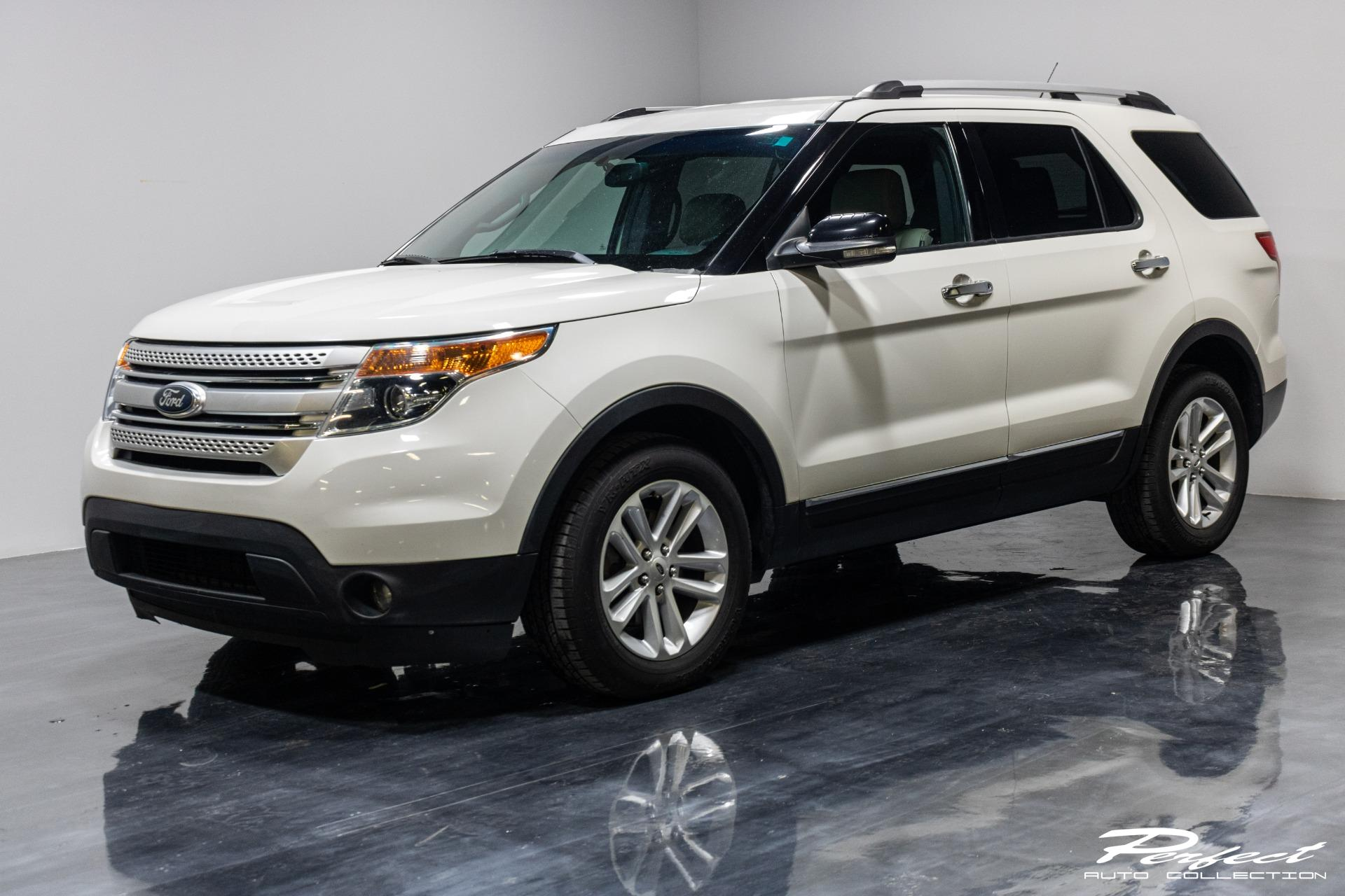Used 2012 Ford Explorer XLT for sale Sold at Perfect Auto Collection in Akron OH 44310 1