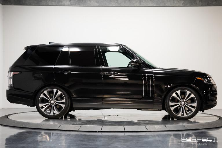 Used 2018 Land Rover Range Rover SVAutobiography Dynamic