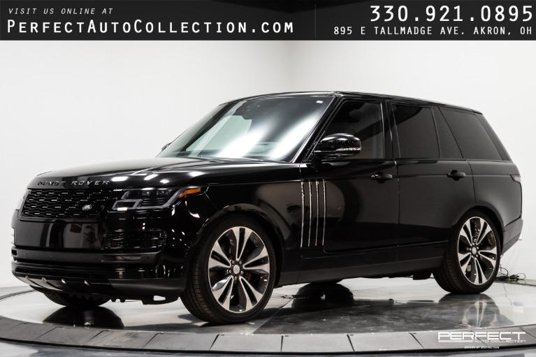 Used 2018 Land Rover Range Rover SVAutobiography Dynamic for sale $148,495 at Perfect Auto Collection in Akron OH