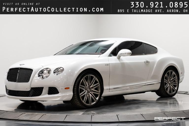 Used 2013 Bentley Continental GT Speed for sale $116,895 at Perfect Auto Collection in Akron OH