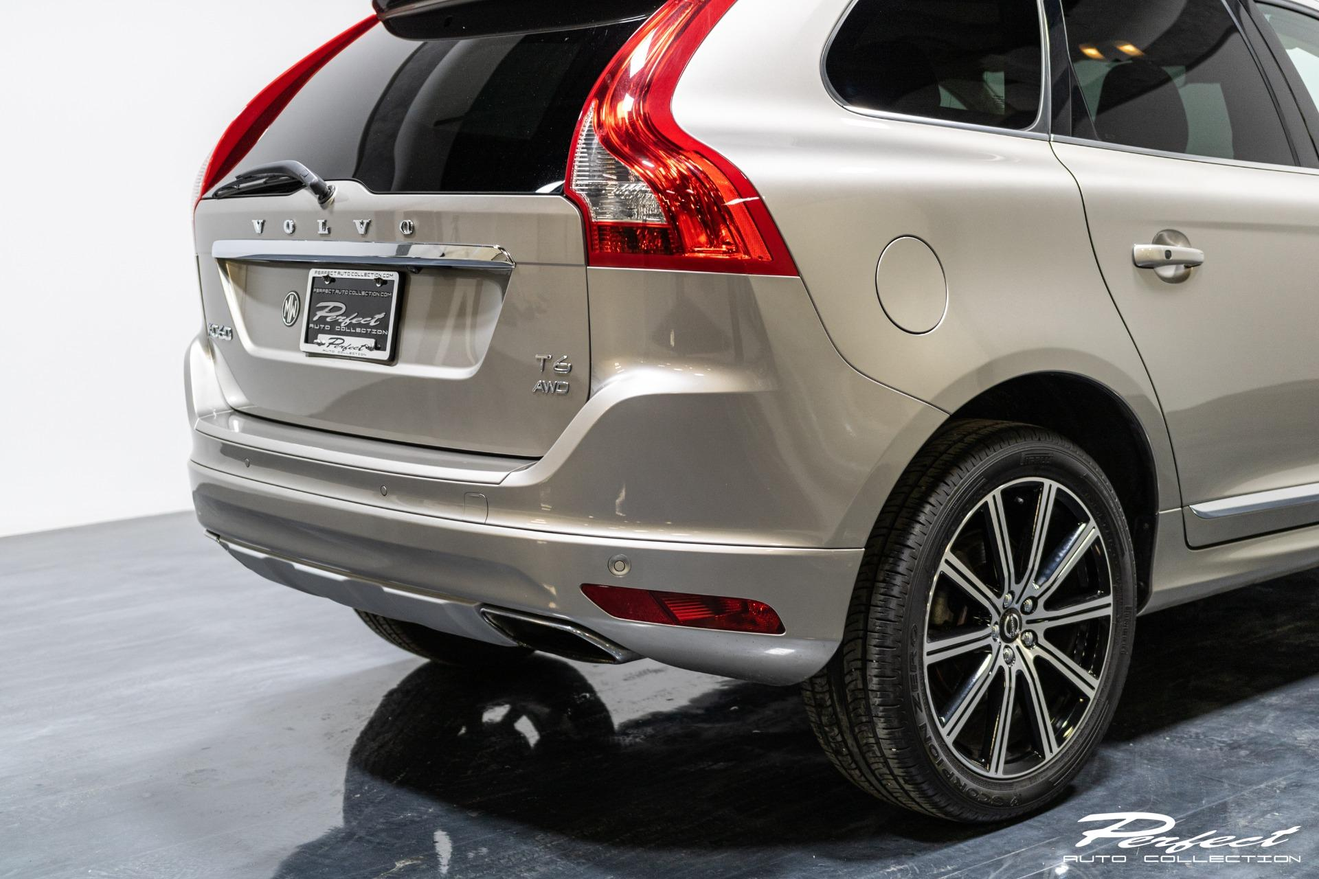 Used 2016 Volvo XC60 T6 Drive-E for sale Sold at Perfect Auto Collection in Akron OH 44310 4