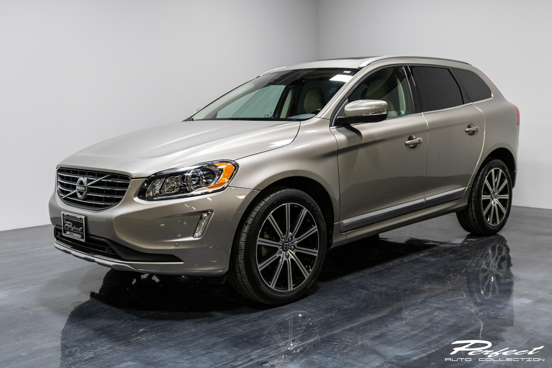 Used 2016 Volvo XC60 T6 Drive-E for sale Sold at Perfect Auto Collection in Akron OH 44310 1