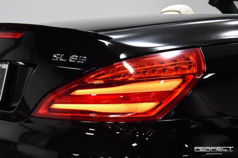 Used 2017 Mercedes Benz SL Class AMG SL 63