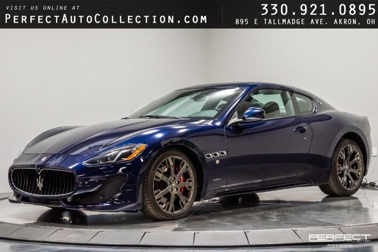 Used 2015 Maserati GranTurismo Sport for sale $58,995 at Perfect Auto Collection in Akron OH