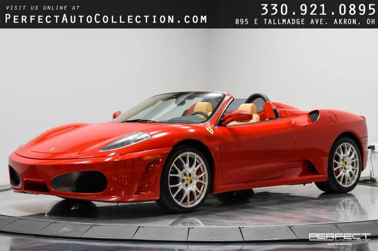 Used 2009 Ferrari F430 Spider F1 for sale $176,995 at Perfect Auto Collection in Akron OH