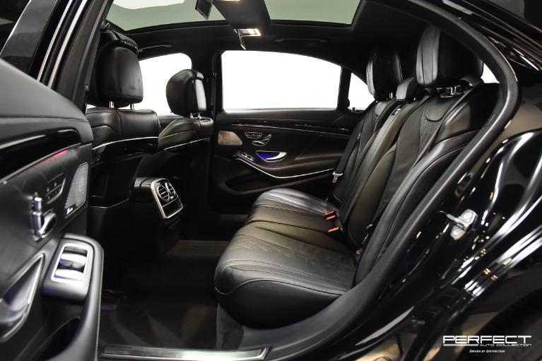 Used 2018 Mercedes Benz S Class S 560 4MATIC