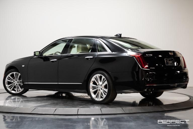 Used 2017 Cadillac CT6 36L Platinum