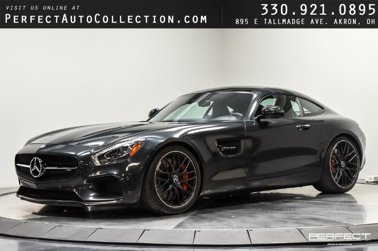 Used 2016 Mercedes-Benz AMG GT S for sale $94,995 at Perfect Auto Collection in Akron OH