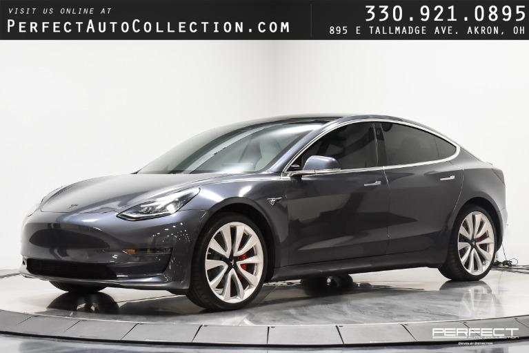 Used 2019 Tesla Model 3 Performance for sale $59,995 at Perfect Auto Collection in Akron OH