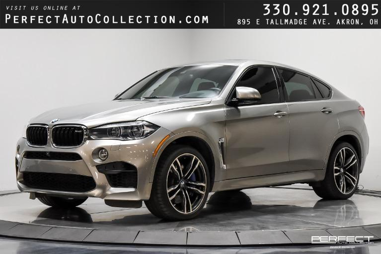 Used 2018 BMW X6 M for sale $79,495 at Perfect Auto Collection in Akron OH