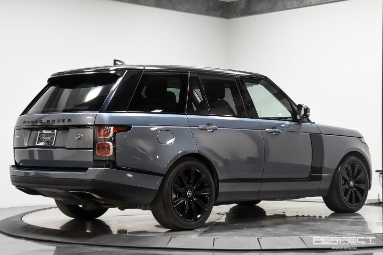 Used 2018 Land Rover Range Rover HSE