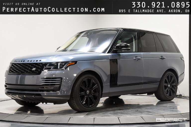 Used 2018 Land Rover Range Rover HSE for sale $78,995 at Perfect Auto Collection in Akron OH
