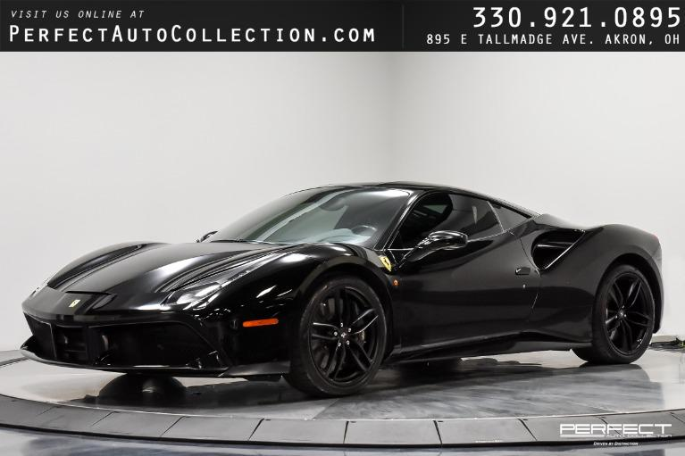 Used 2016 Ferrari 488 GTB for sale $289,495 at Perfect Auto Collection in Akron OH